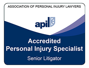 APIL - Accredited Personal Injury Specialist