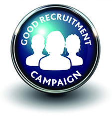 Good recruitment Logo