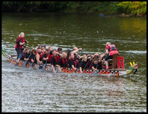 mfg's Dragon Boat Team