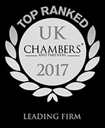 Chambers Leading Firm
